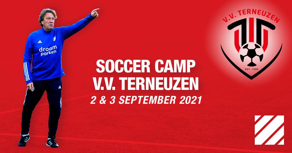 Inschrijving Feyenoord Soccer Camp bij v.v. Terneuzen gestart!